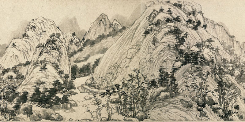 The Beauty Of Chinese Landscape Painting China Artlover